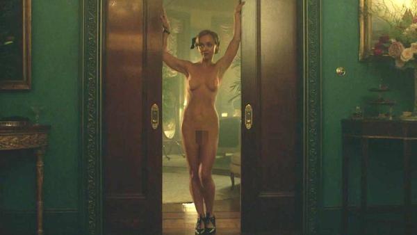 A atriz Christina Ricci no papel de Zelda Fitzgerald (Foto: Reprodução)