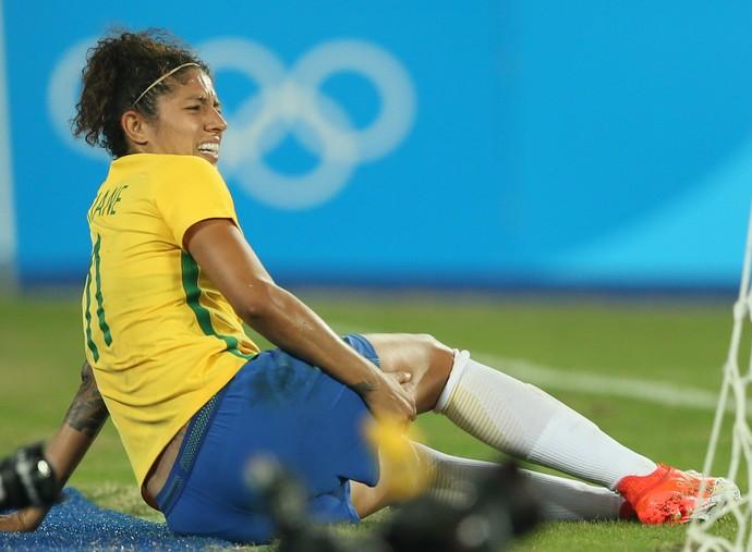 Cristiane seleção feminina (Foto: Reuters)