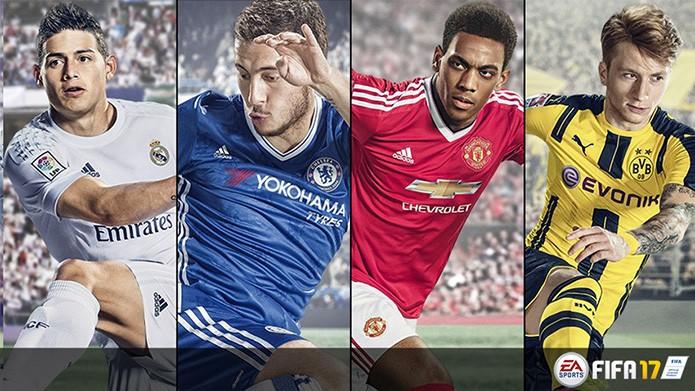 Fifa 17: confira 10 motivos para jogar o game de futebol (Foto: Divulgação/EA Sports)
