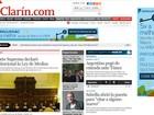 Ações do Clarín na bolsa argentina são suspensas após derrota judicial