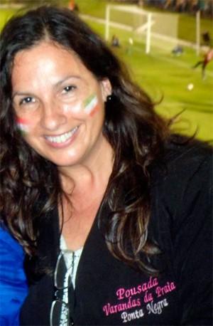 Arlete Aparecida Ribeiro, de 47 anos (Foto: Arquivo Pessoal)