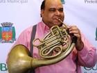 Músico de Cubatão, SP, é finalista de concurso para orquestra dos EUA