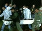IML de Goiânia faz força-tarefa para identificar vítimas de acidente aéreo