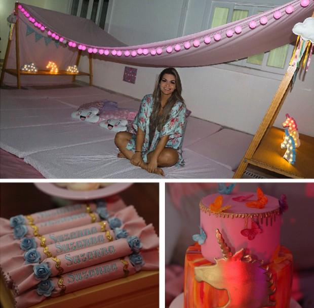 Kelly Key festeja aniversário da filha (Foto: Reprodução/Instagram)