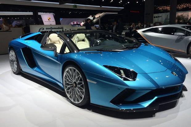 Lamborghini Aventador S Roadster (Foto: Tereza Consiglio)