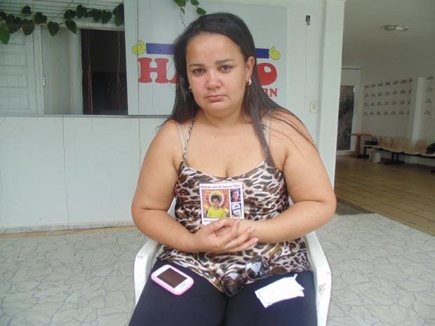 Mônica Andrea pretende lutar pela conscientização da importância da doação de medula óssea (Foto: Fernanda Zauli/G1)