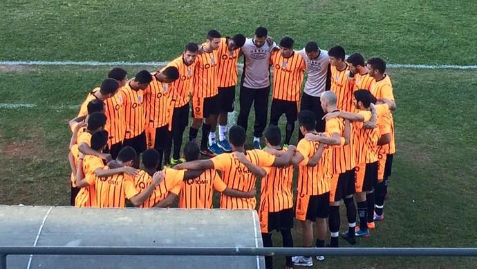 União Barbarense elenco Copa Paulista (Foto: Divulgação / União Barbarense FC)