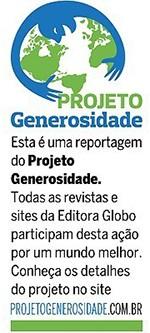 Lopo Projeto Generosidade 2013 (Foto: Divulgação)