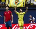 Pato marca, Villarreal bate o Osasuna e segue invicto no Espanhol