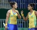 Torcida pega junto, Brasil perde set point e cai na estreia de dupla feminina