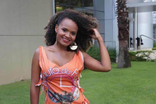 Dandara Alves (Foto: Juliana Miranda/TV Cabo Branco)