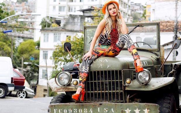 306a6f872e3e9 Andressa Suita posa para ensaio de moda (Foto  Marcos Serra Lima EGO)