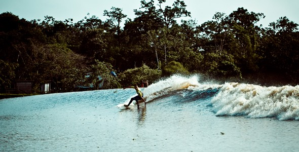 Off Mais - Surfe Amaznia (Foto: Divulgao)