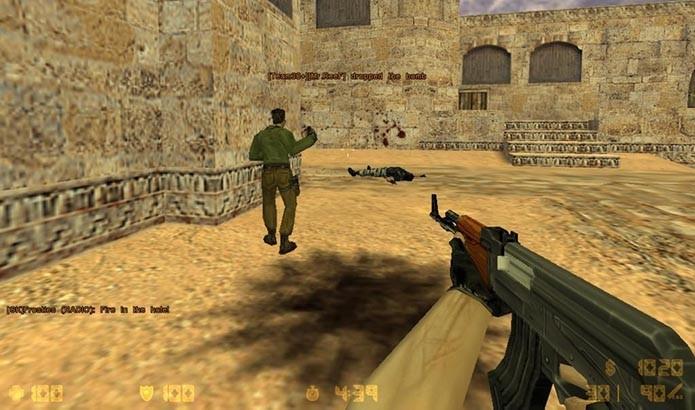 Relembre 10 jogos que bombaram nas lan houses nos anos 2000 (Foto: Reprodução)