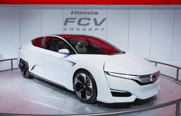 Honda FCV (Foto: Divulgação)