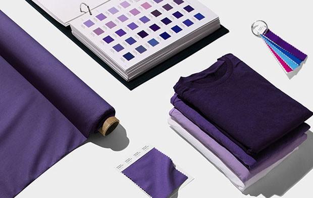 A cor do ano 2018 da Pantone é Ultra Violet (Foto: Divulgação)