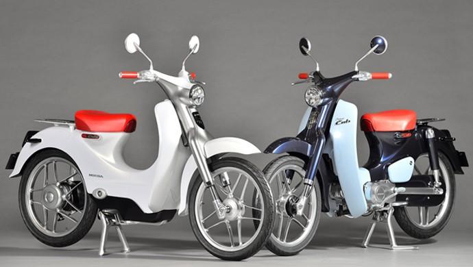 Honda EV-CUB e Super Cub Concept