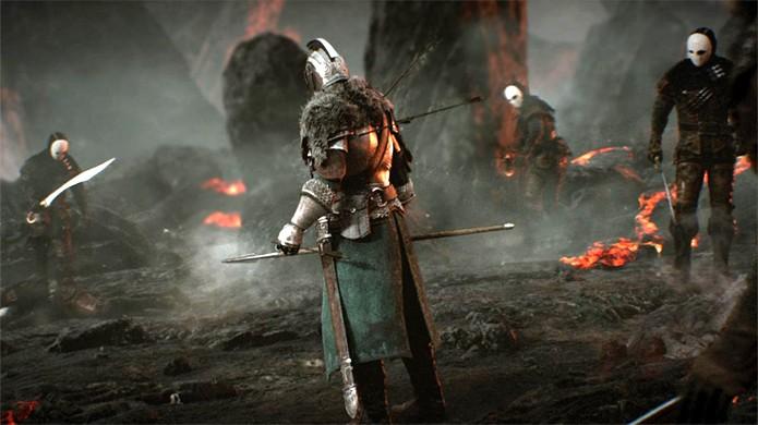 Dark Souls 2 traz guerreiro amaldiçoado e alta dificuldade (Foto: attackofthefanboy.com)