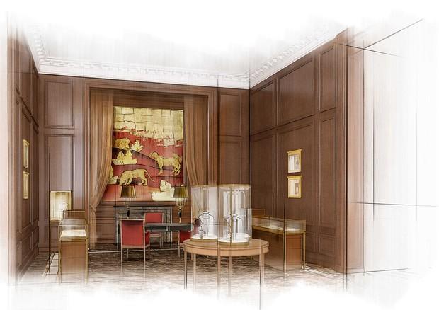 Cartier celebra a reabertura da Mansion NYC (Foto: Reprodução)