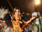 Festival de mulher bonita no Desfile das Campeãs em São Paulo. Confira!