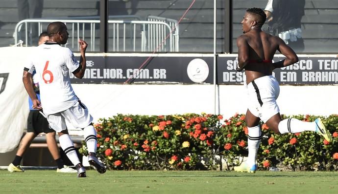 Thalles Vasco x Botafogo (Foto: André Durão / GloboEsporte.com)
