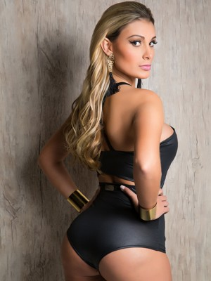 Andressa Urach modelo apresentadora (Foto: Studio Woody/Divulgação)