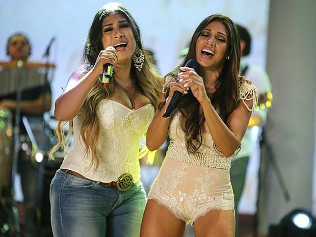 A dupla Simone e Simaria se apresenta no Espaço Villa Mix Brasília nesta sexta (22)  (Foto: Divulgação)
