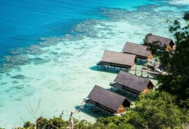 Bawah Island, Indonésia  (Foto: Reprodução / Pinterest)