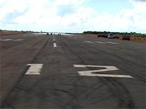 Consórcio trará relatório sobre obras do novo aeroporto do RN na terça (21) (Foto: Reprodução/Inter TV Cabugi)