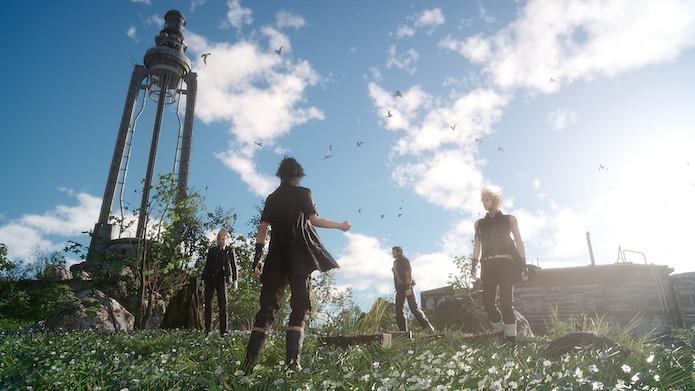 Final Fantasy XV: lista traz curiosidades e bizarrices do game (Foto: Divulgação/Square Enix)
