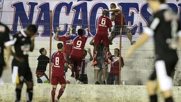 Guaratinguetá vence o Rio Branco pela Série A2 do Paulista (Foto: Comunicação Guaratinguetá Futebol/ Divulgação)