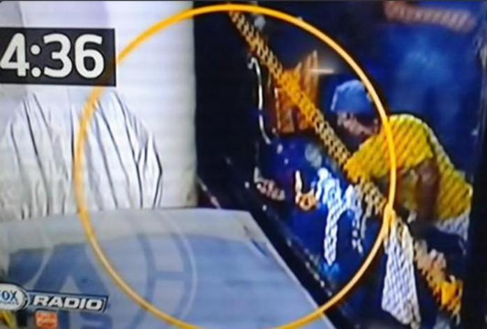 BLOG: Novo vídeo mostra momento em que torcedor do Boca soltou gás de pimenta