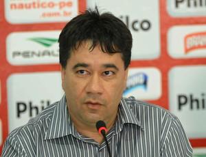 paulo wanderley náutico (Foto: Aldo Carneiro / Pernambuco Press)