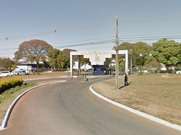 Fachada da Superintendência da Polícia Federal, em Brasília (Foto: Google/Reprodução)