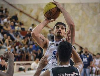 Branquinho São José Basketball x Banespa (Foto: Arthur Marega Filho/São José Desportivo)