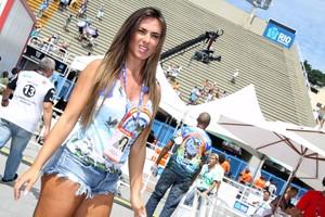 Nicole Bahls (Foto: Marcos Ferreira / Foto Rio News)