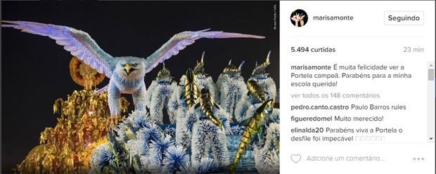 Marisa Monte (Foto: Reprodução / Instagram)