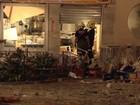 Explosão de gás em restaurante da Espanha deixa ao menos 90 feridos