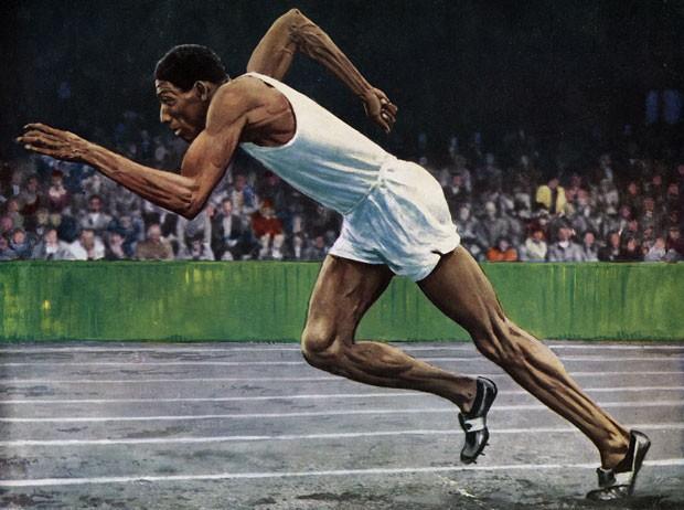 Atletismo Arthur Wint jamaica olimpíada eu atleta (Foto: Agência Getty Images)