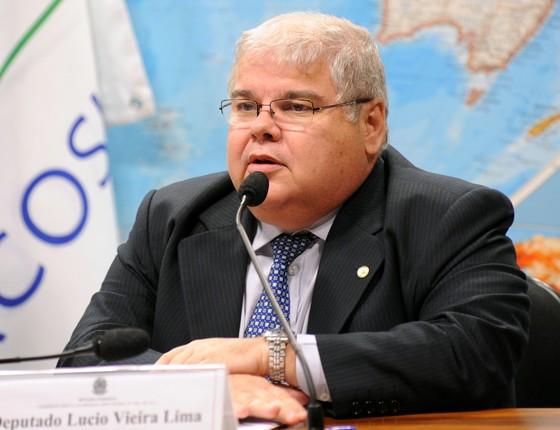 Lúcio Vieira Lima (Foto: Lucio Bernardo Jr. / Câmara dos Deputados)
