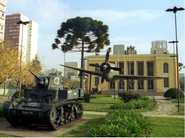 Museu do Expedicionário reúne objetos e documentos da participação do Brasil na Segunda Guerra Mundial (Foto: Juliano Martins/SMCS)