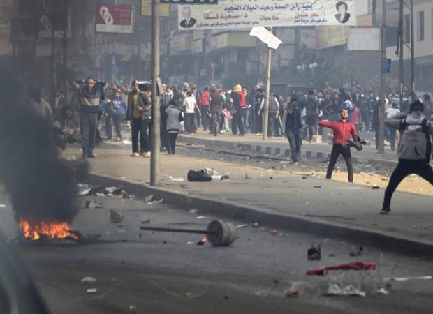 protesto no egito (Foto:  Mohamed Abd El Ghany/Reuters)