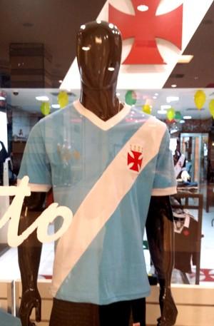 camisa Martin Silva Vasco  (Foto: Divulgação)