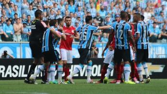 Os melhores momentos  de Grêmio 0x0 Inter (Diego Guichard)