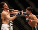 Sergio Pettis cogita mudar de peso após vitória e prêmio no UFC 181
