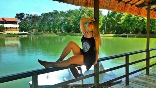 Ex-BBB Paulinha (Foto: Billy Bob / Cauê Garcia (Divulgação))