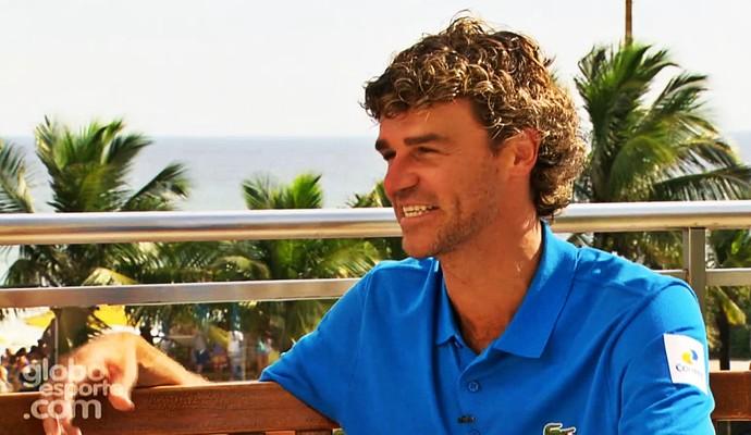 Gustavo Kuerten (Foto: Reprodução TV Globo)