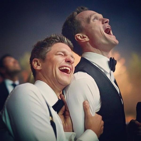 Neil Patrick Harris e David Burtka (Foto: Reprodução/Instagram)