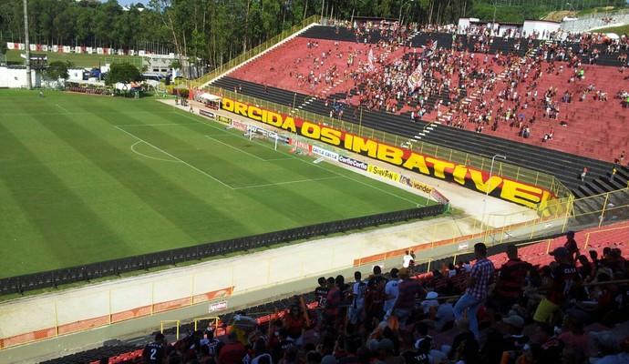 Barradão; Vitória; Botafogo (Foto: Ruan Melo)