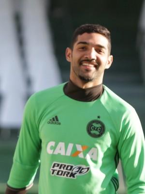 Alan Santos Coritiba (Foto: Divulgação/ Coritiba)
